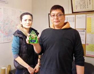 寺本さんの写真