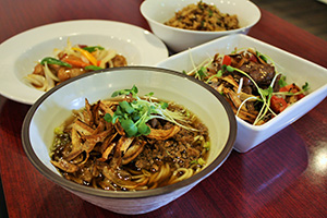 中華厨屯知さんの料理の写真