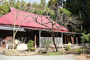 自然食レストラン郷乃恵さんの外観写真